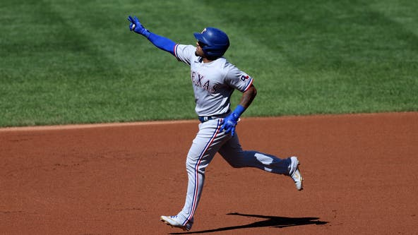 Ibanez leads 99-loss Rangers over 106-loss Orioles 7-4
