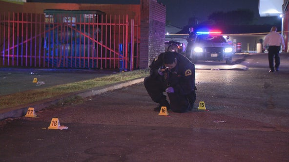 Woman shot to death during south Oak Cliff fight