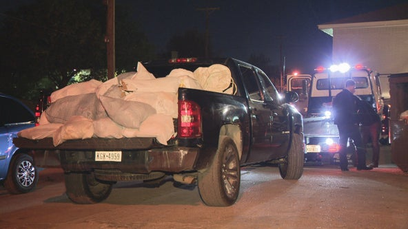 Dallas trash collection crew attacked; worker killed in carjacking