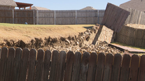 Little Elm family forced to sell dream home to fix retaining wall nightmare