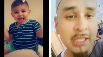 Amber Alert canceled after 1-year-old Dallas boy found safe