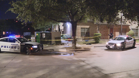 Dallas police investigating after 13-year-old shot in leg