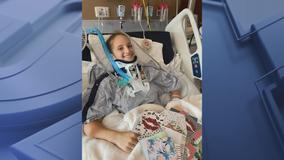 Prosper cheerleader hurt in freak tumbling accident improves