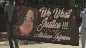 Parade held to remember Atatiana Jefferson nearly 2 years after her death
