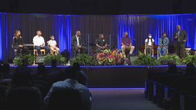 Community event held with Arlington police on how to prevent youth gun violence
