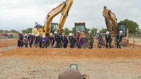 Rocketship Texas breaks ground on charter school in Fort Worth's Stop Six neighborhood