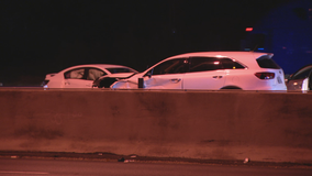 Man fatally struck while checking on crash victims on I-35 in Dallas