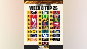 AP Top 25: OU up to No. 3; Texas A&M, SMU move up; UTSA enters rankings
