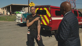 Dallas Fire-Rescue medical director uses tattoos to spark conversations about COVID-19