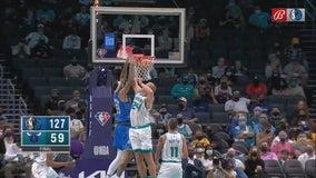 Dallas Mavs tie record with 127-59 win over Charlotte Hornets