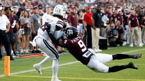Rogers leads Mississippi State to 26-22 win over No. 15 A&M