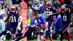 Prescott TD pass lifts Cowboys to 35-29 OT win over Pats