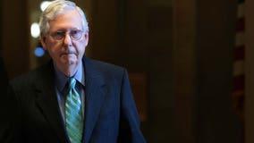McConnell warns Biden he won't help vote to raise debt ceiling in December