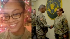 Missing Fort Hood soldier safe with family, officials say