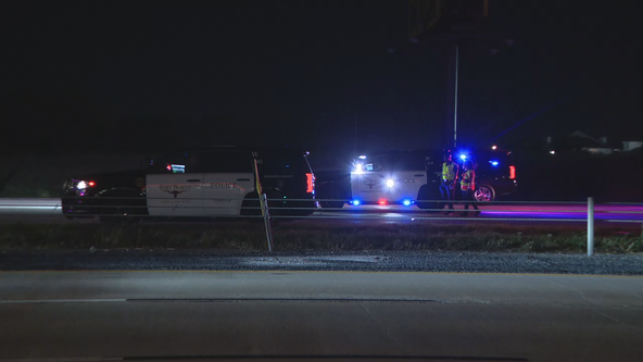 11-year-old killed after being hit by car while crossing Fort Worth freeway