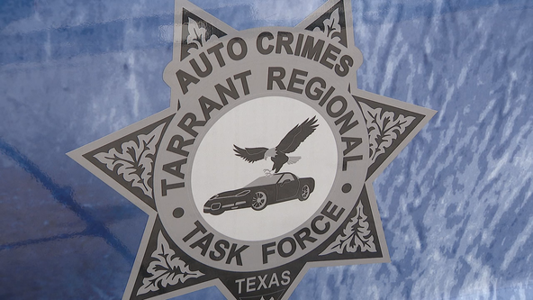 New Tarrant County initiative hopes to crack down on auto thefts