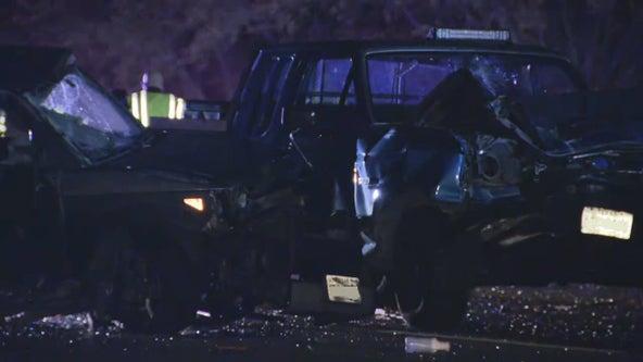 Arlington police investigating early morning fatal crash on I-30