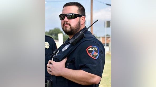 Haltom City officer loses battle with COVID-19