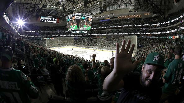 Dallas Stars looking forward to home opener with full stadium