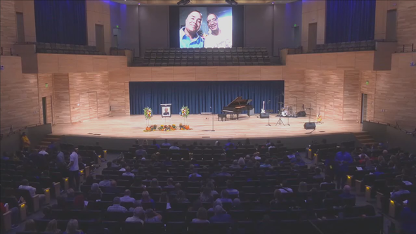 Memorial service held for Arlington ISD soccer coach who died from COVID-19