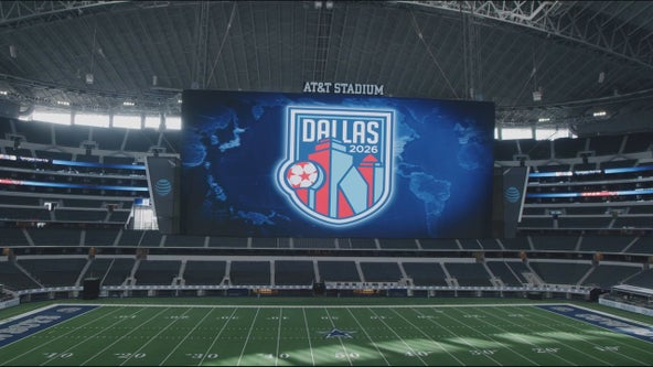 FIFA delegates tour potential 2026 World Cup sites in North Texas