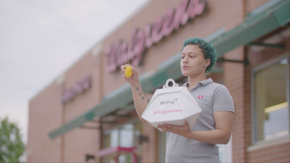 Walgreens testing drone deliveries in Frisco, Little Elm