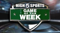 High 5 Sports Game of the Week schedule features first-ever Friday night girls flag football game