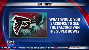 What would you sacrifice to go to the Super Bowl?
