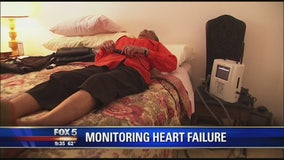 New Monitor Keeps Heart Failure Patient Out of Hospital