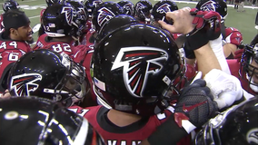 Falcons' 2020 schedule released