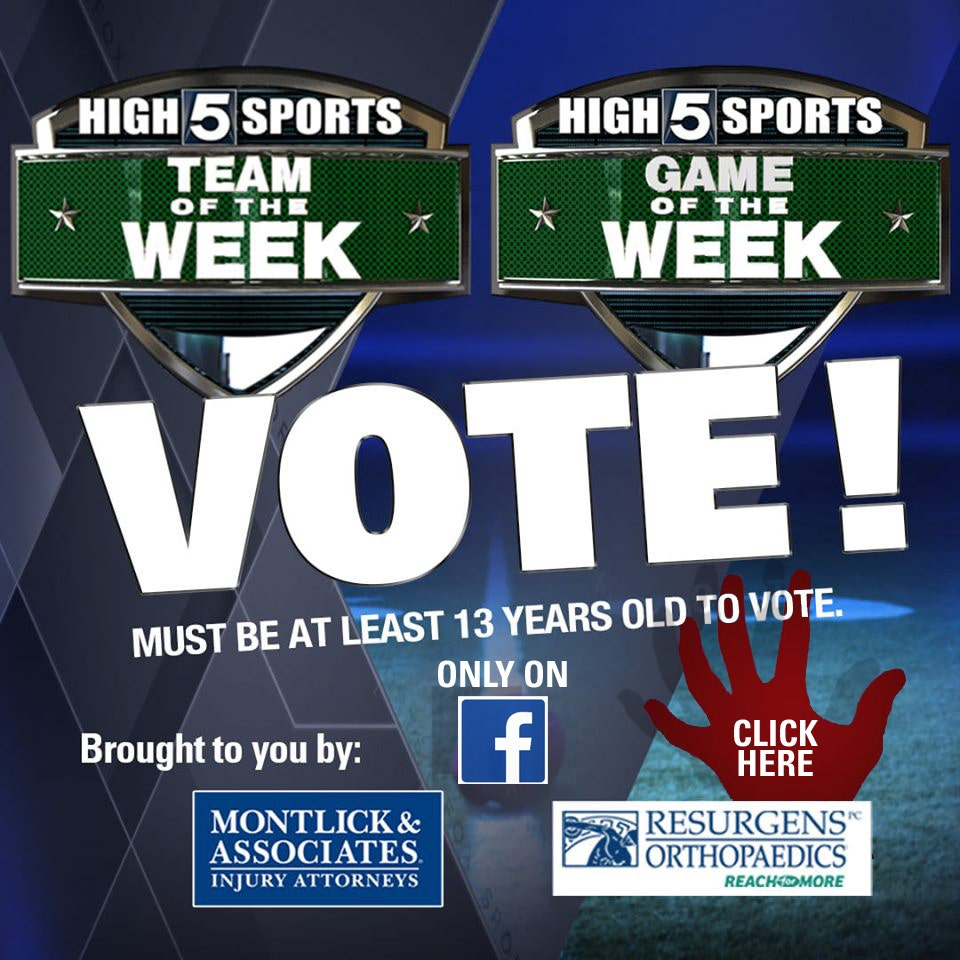 Vote on Facebook