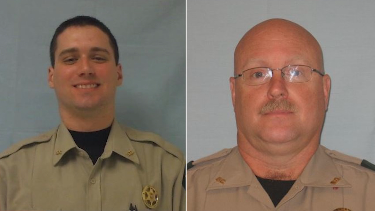 Deputies stabbed during deadly confrontation at sheriff's ...