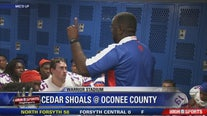Cedar Shoals vs. Oconee County - Mic'd Up