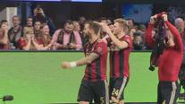 Gressel, Martinez lift Atlanta United past Revolution, 3-1