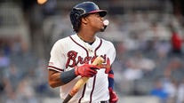 Braves' Acuña suffers torn right ACL, will miss remainder of the season