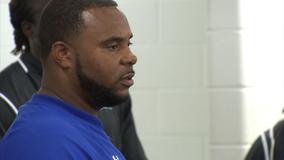 Mic'd Up: North Clayton Coach Cap Burnett