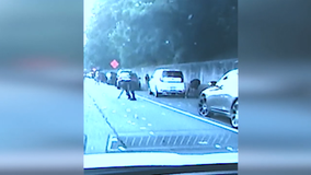 Some of $175,000 returned after money melee on I-285