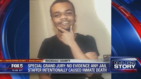 Special Grand Jury on jail death