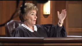 FOX 5's Tom Haynes Talks to Judge Judy