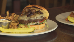 Burgers with Buck: Atkins Park