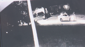 Dramatic video shows northwest Atlanta home being shot up