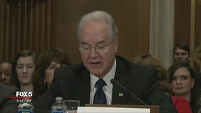 Former HHS Secretary Tom Price applies for Sen. Isakson' seat