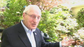Vince Dooley talks about plans to create Dooley Field at Sanford Stadium