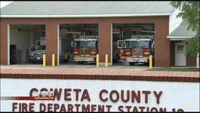 Coweta commission boosts firefighter's pension by a million dollars