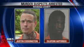 2 arrested in deadly Rockdale County double shooting