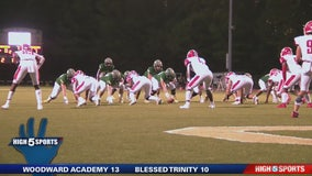 Woodward vs. Blessed Trinity - Call of the Week