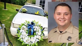 Hundreds honor Hall County deputy killed in the line of duty