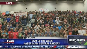 Habersham Central Raiders win Team of the Week