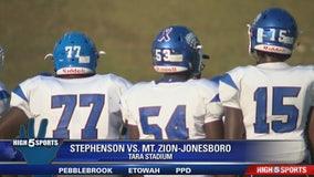 Stephenson vs. Mt. Zion-Jonesboro - Mic'd Up