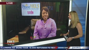 Find out what 'Wisdom Nuggets' are with Veda Howard from Praise 102.5